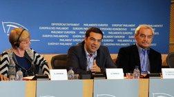 Συνάντηση Τσίπρα με το Προεδρείο της Ευρωομάδας της Αριστεράς