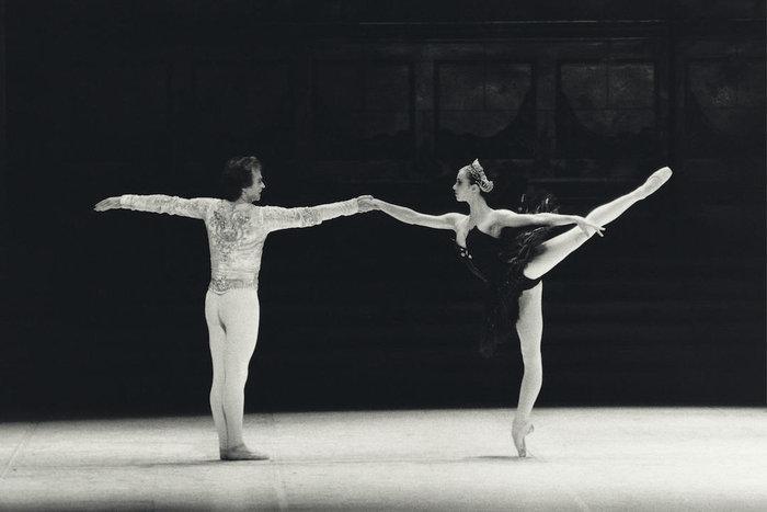 Σ.Γκιλέμ - Ρ.Νουρέγιεφ: Λϊμνη των Κύκνων (1984)