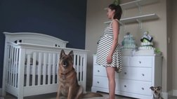 Οι 9 υπέροχοι μήνες της εγκυμοσύνης μιας γυναίκας σε ένα όμορφο timelapse