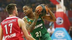Μπάσκετ: Πιο κοντά στον τίτλο ο Ολυμπιακός νίκησε τον Παναθηναϊκο