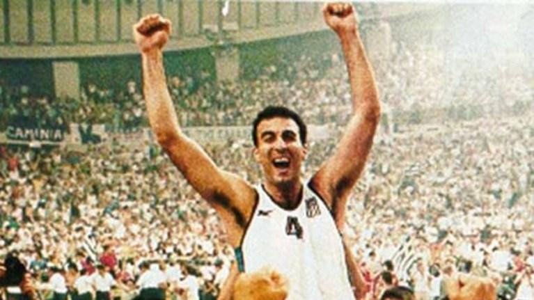 Η πρόκριση στον τελικό του '87 με την ματιά του Γκάλη