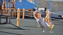 Το παιχνίδι στην παιδική χαρά, σύμμαχος της σωστής ανάπτυξης των παιδιών!