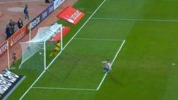 Ιστορική γκάφα τερματοφύλακα στο Copa America (video)