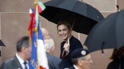 Και επίσημα σε εκδήλωση της Προεδρίας η Ζιλί Γκαγέ