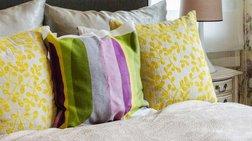 Αλλάξτε διάθεση: 5 και 1 φθηνές ιδέες να διακοσμήσετε το υπνοδωμάτιό σας