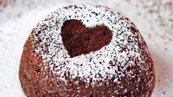 Lava Cakes - Ένα πανεύκολο και σέξυ σοκολατένιο επιδόρπιο