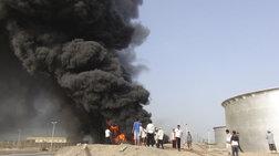 Υεμένη: Επίθεση των Χούτι στο διυλιστήριο του Άντεν