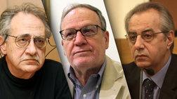 Ρομπόλης, Μελάς, Βεργόπουλος: Διαπραγματεύσεις και όχι δημοψήφισμα