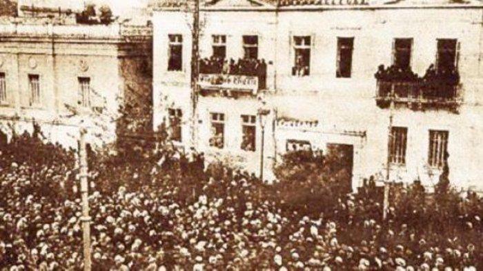 Το επίσημο Ναι στη Δημοκρατία (1924)