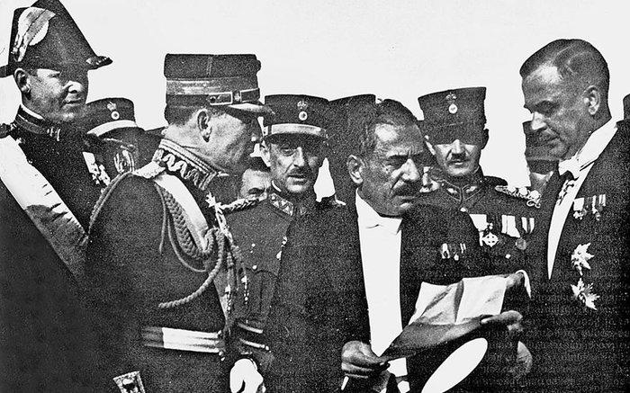 Ο Βασιλιάς Γεώργιος Β΄(1935)