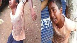 Οργή για το on camera λιντσάρισμα μέχρι θανάτου 13χρονου αγοριού [Bίντεο]