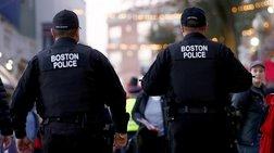 Για τρομοκρατία κατηγορείται ο γιος του αρχηγού της αστυνομίας της Βοστώνης
