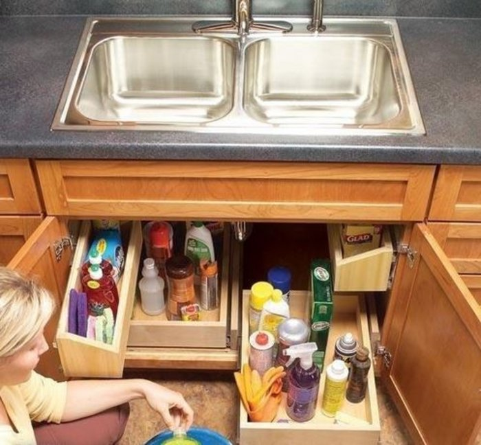 13 έξυπνοι και οικονομικοί τρόποι να οργανώσετε την κουζίνα σας - εικόνα 10