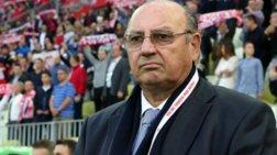 Παραιτήθηκε ο Μαρκαριάν από την Εθνική Ελλάδας