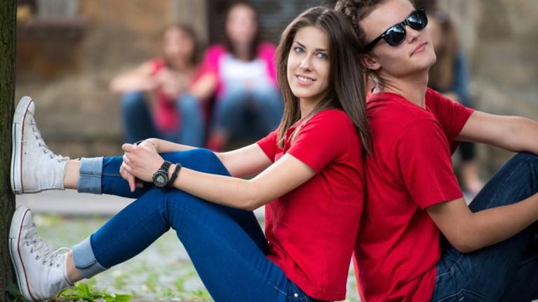 Φύλο έφηβος κόμμα