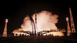 Τρεις αστροναύτες έφτασαν στον Διεθνή Διαστημικό Σταθμό με το Σογιούζ