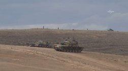 Μάχη με τζιχαντιστές στα σύνορα της Τουρκίας με τη Συρία