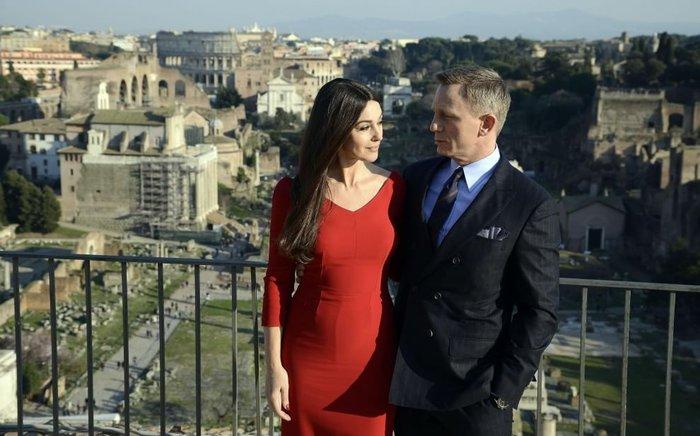 Το σκάνδαλο του καλοκαιριού: Ο έρωτας Μόνικα Μπελούτσι -Ντάνιελ Κρεγκ!