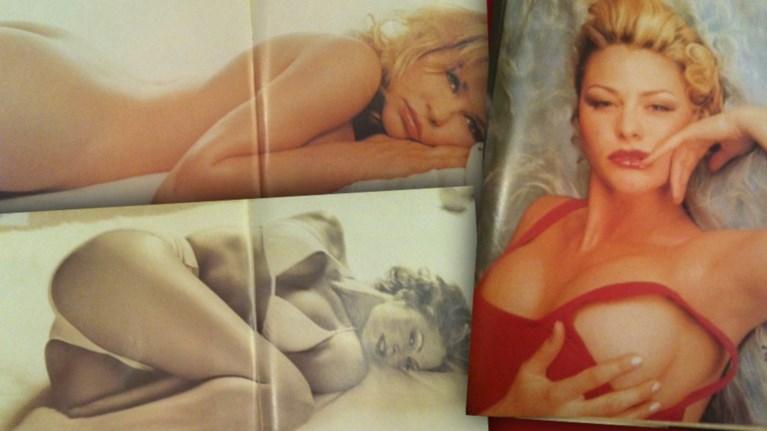 Όταν η Μπαλατσινού πόζαρε γυμνή για τα περιοδικά του Κωστόπουλου