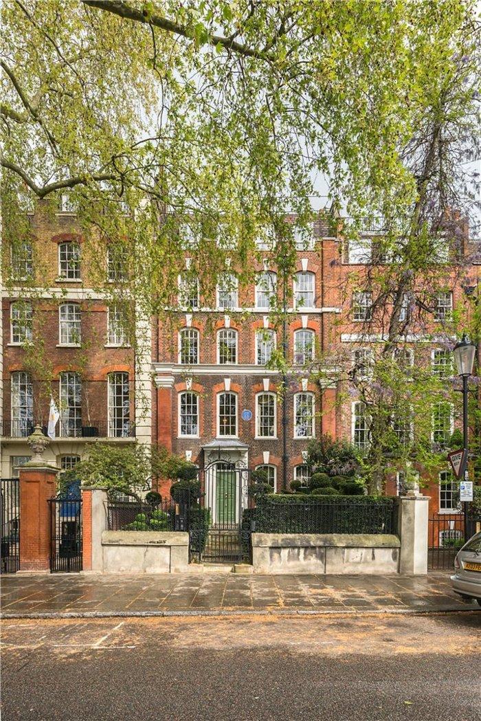 Το νέο... σπιτάκι του Μάικλ Μπλούμπεργκ στο Λονδίνο αξίας 26 εκ. δολ!