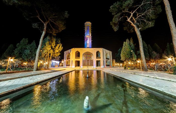 Το παλάτι Dolat Abad στο Γιαζντ