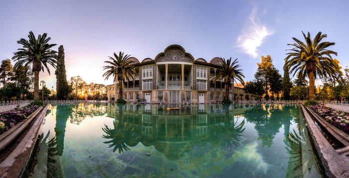 Το παλάτι Eram Garden, στο Σιράζ