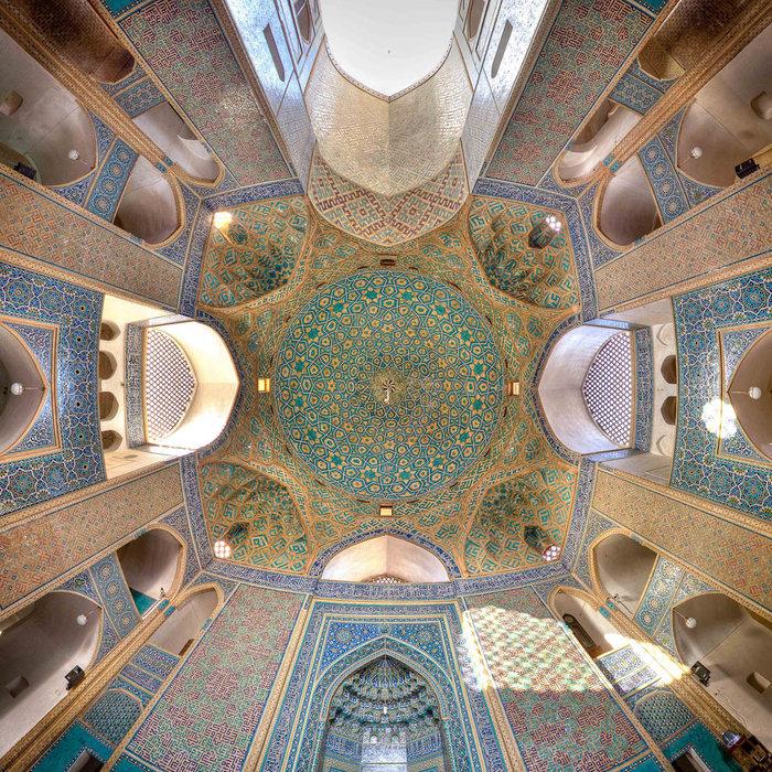 Τζαμί «Jameh» στο Γιαζντ