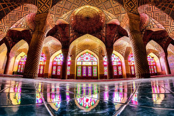 Τζαμί «Nasir al-Mulk», Σιράζ