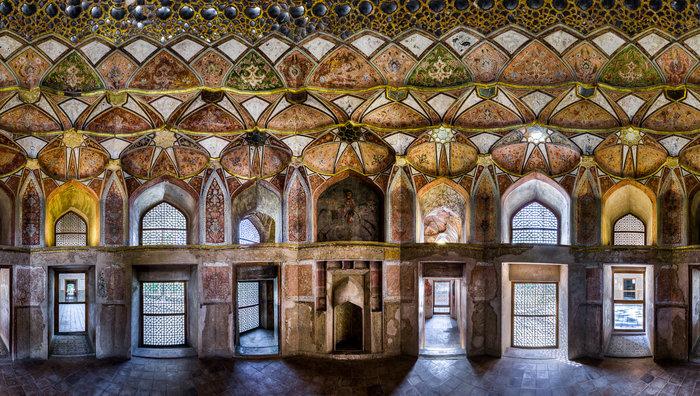 Παλάτι Hashet Behesht- Ισφαχάν