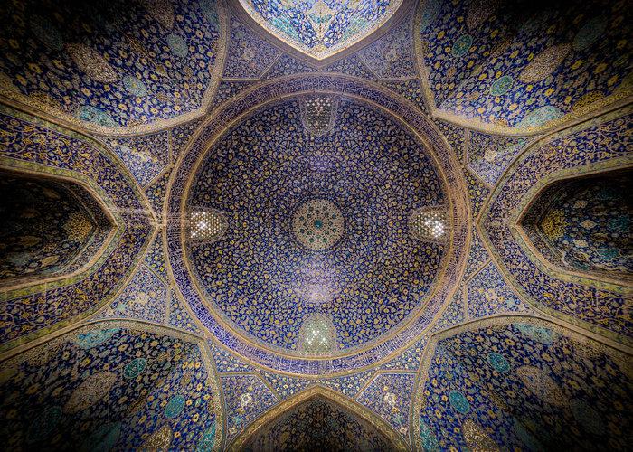 Τζαμί Shah (Emam), Ισφαχάν