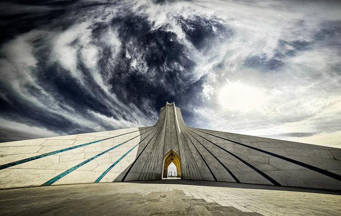 Πύργος Shahyad (Azadi) στην Τεχεράνη
