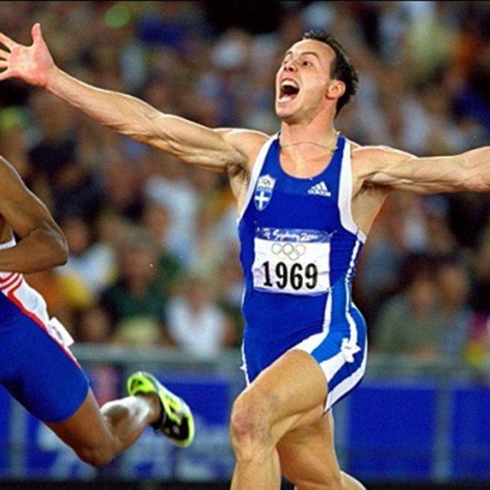 Κώστας Κεντέρης: Ο Ολυμπιονίκης που έγινε ξενοδόχος