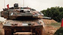 H δικογραφία για τα Leopard ξαναπάει στη Βουλή