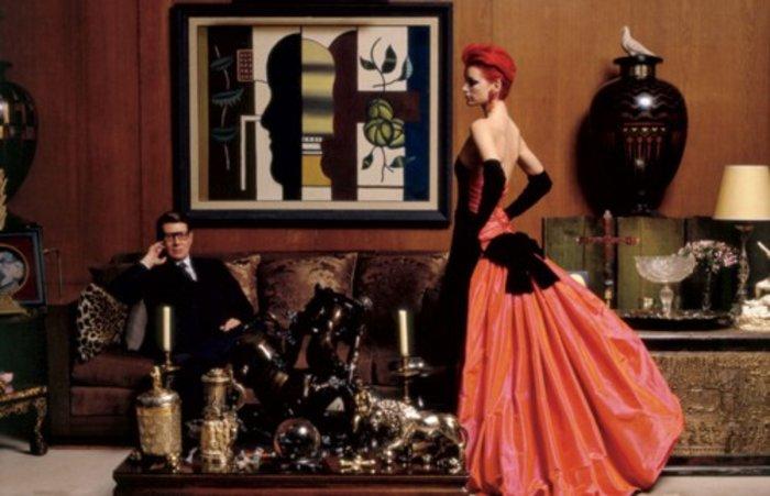 """Υβ Σεν Λοράν: Ο αυτοκαταστροφικός """"άγιος"""" της μόδας - Η υψηλή ραπτική, τα ναρκωτικά και τα όργια - εικόνα 13"""