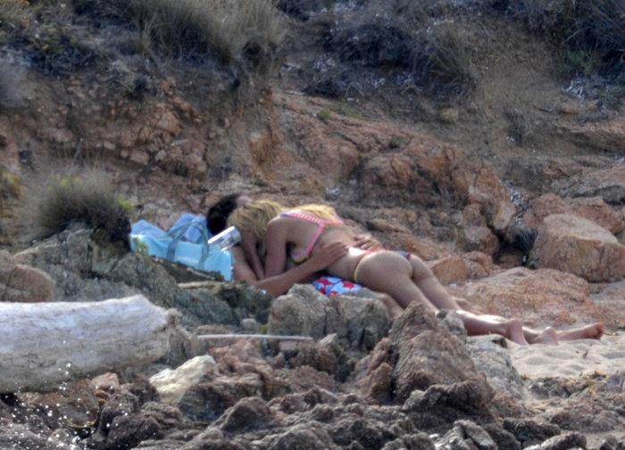 Αυτό είναι πάθος! Η 42χρονη Χάιντι Κλουμ και ο 29χρονος Βίτο σε δράση - εικόνα 5