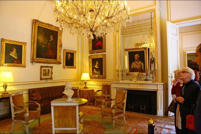 Περιηγηθείτε μέσα στις αίθουσες του Παλατιού των Βρυξελλών - εικόνα 6
