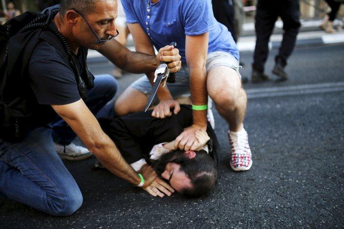 Ισραήλ: Πέθανε η 16χρονη που μαχαιρώθηκε στο Gay Pride από υπερορθόδοξο - εικόνα 3