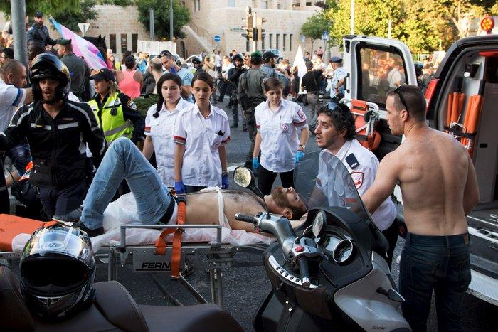Ισραήλ: Πέθανε η 16χρονη που μαχαιρώθηκε στο Gay Pride από υπερορθόδοξο - εικόνα 4