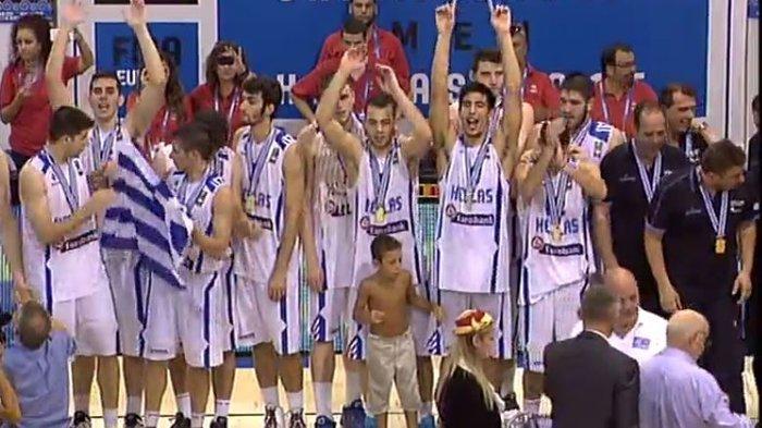 Πρωταθλήτρια Ευρώπης η εθνική εφήβων στο μπάσκετ