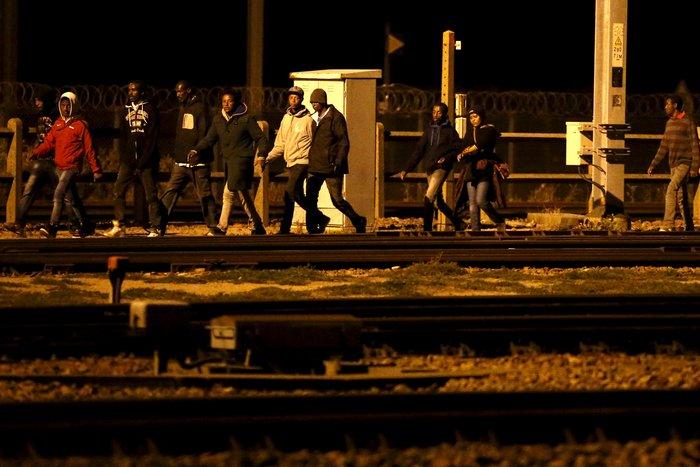 «Εξέγερση» μεταναστών στη Σήραγγα της Μάγχης