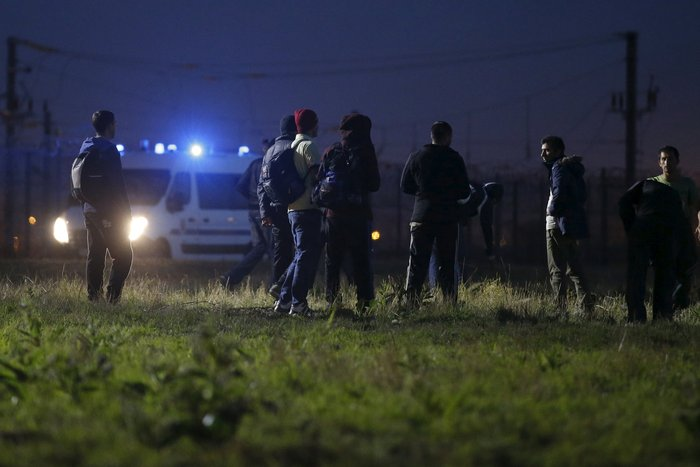 «Εξέγερση» μεταναστών στη Σήραγγα της Μάγχης - εικόνα 3