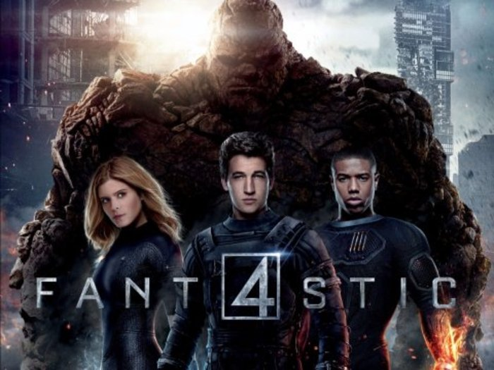 «Fantastic Four»: Ο κόσμος θα σωθεί στις 6 Αυγούστου - εικόνα 2