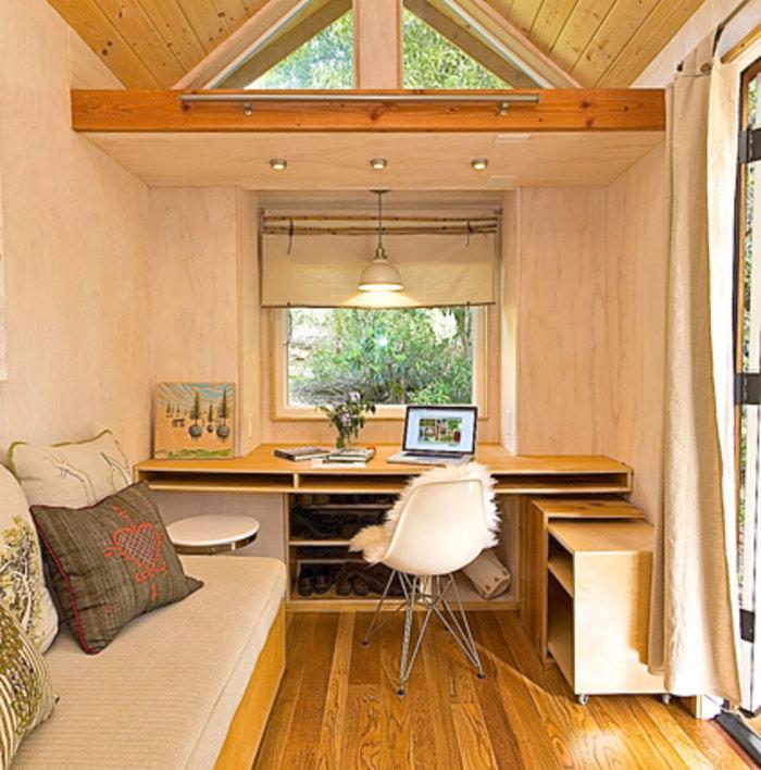 Πόση άνεση μπορεί να χωρέσει σε ένα σπίτι 14 τ.μ.; Θα εκπλαγείτε... - εικόνα 2