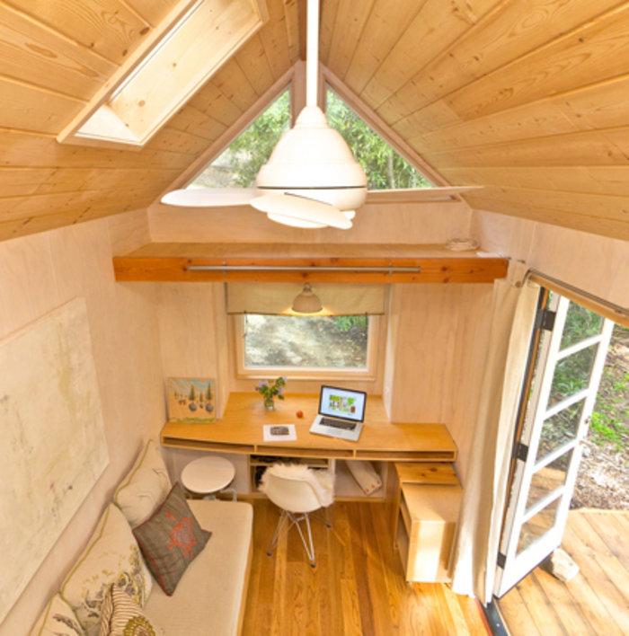 Πόση άνεση μπορεί να χωρέσει σε ένα σπίτι 14 τ.μ.; Θα εκπλαγείτε... - εικόνα 4