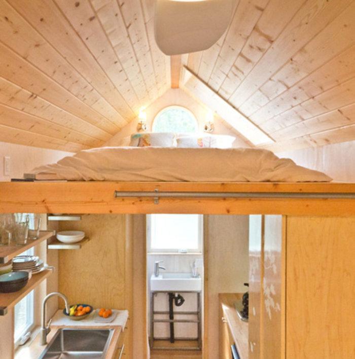 Πόση άνεση μπορεί να χωρέσει σε ένα σπίτι 14 τ.μ.; Θα εκπλαγείτε... - εικόνα 5