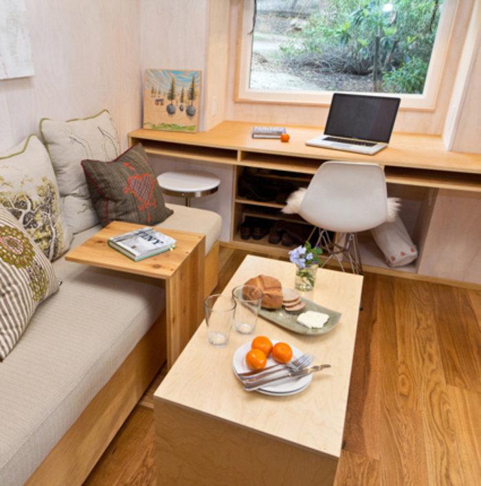 Πόση άνεση μπορεί να χωρέσει σε ένα σπίτι 14 τ.μ.; Θα εκπλαγείτε... - εικόνα 8