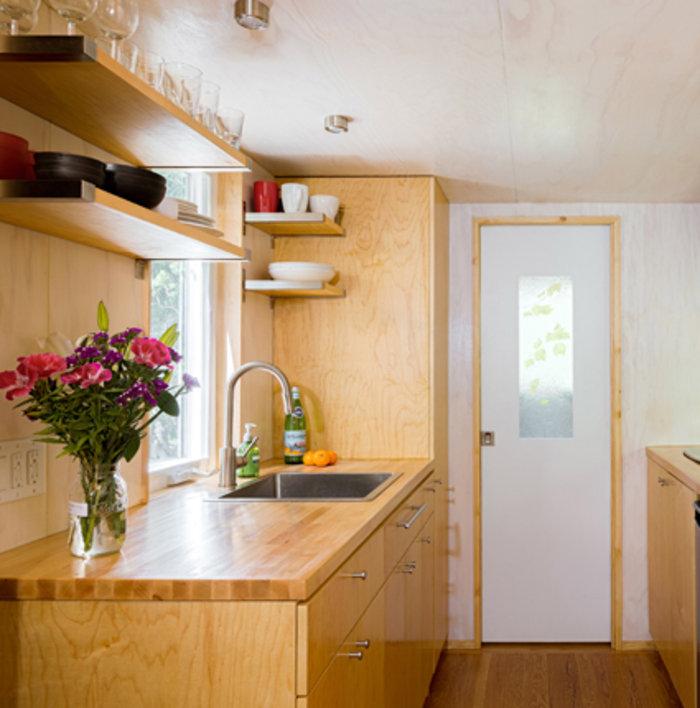 Πόση άνεση μπορεί να χωρέσει σε ένα σπίτι 14 τ.μ.; Θα εκπλαγείτε... - εικόνα 10