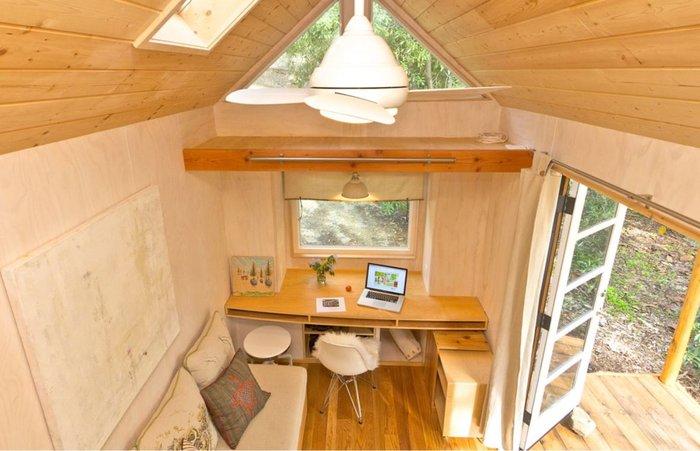 Πόση άνεση μπορεί να χωρέσει σε ένα σπίτι 14 τ.μ.; Θα εκπλαγείτε... - εικόνα 14