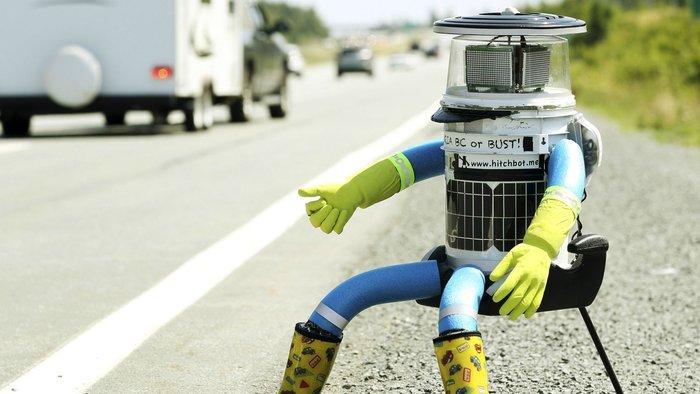 Βάνδαλοι «σκότωσαν» το ρομπότ που ήθελε να εμπιστευτεί τους ανθρώπους! - εικόνα 3