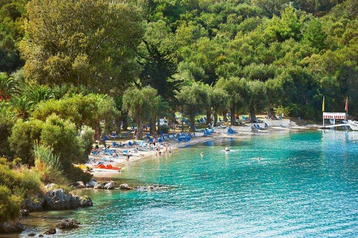 Daphnila Bay Thalasso, στην Κέρκυρα